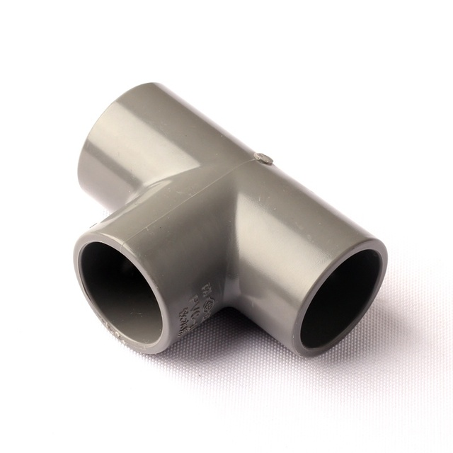 20pcs 25mm PVC Pipe Equal Tee Connector Gray Thicken Material Garden Water Pipe Fittings High Strength  sc 1 st  AliExpress.com & 20pcs 25mm PVC Pipe Equal Tee Connector Gray Thicken Material Garden ...