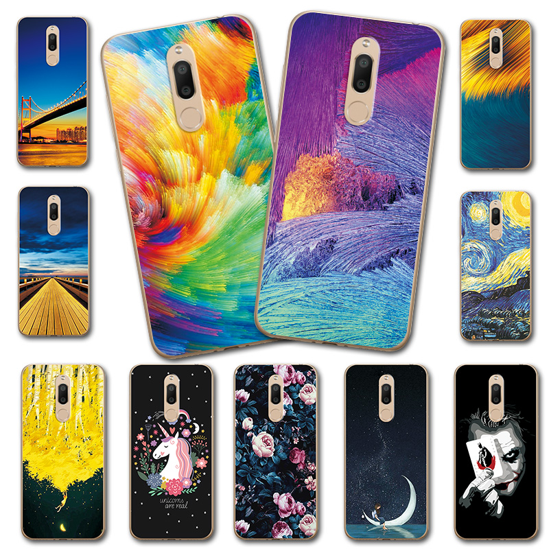Novelty Soft TPU Printed Case For Meizu M6T Silicone Back Phone Capa Cover For Meizu M6T 5.7 inch Case Fundas For Meizu M6T