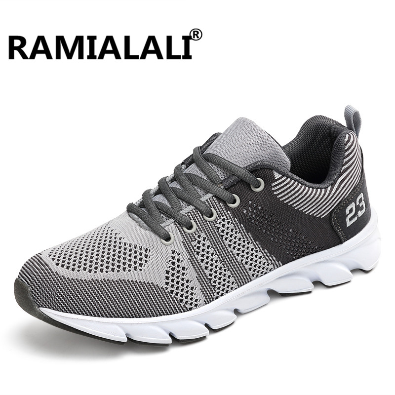 Unisex Breathable Mesh Shoes Cheap Sport Running Shoes For Men Outdoor Walking Men Sneakers Shoes Women Sneakers