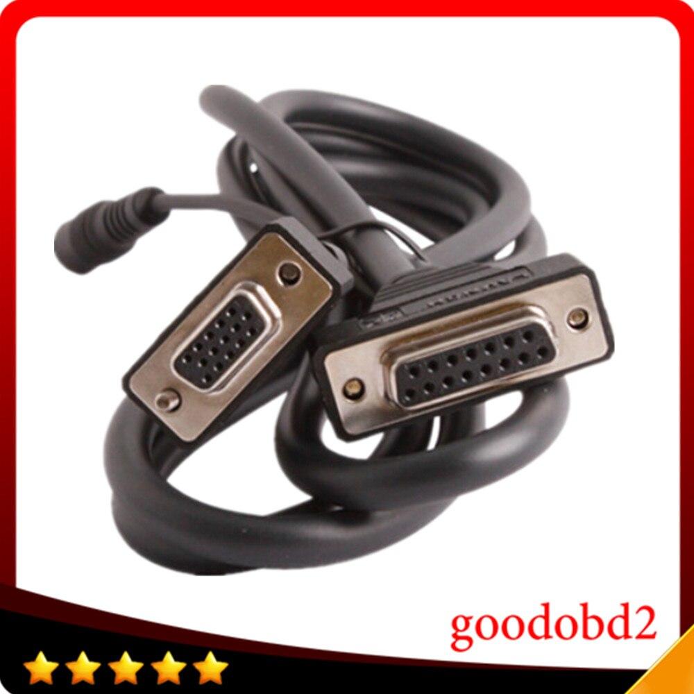 Основной кабель OBDII X431 IV 4 4-го поколения, диагностические инструменты, тестовые кабели, адаптер OBDII для запуска