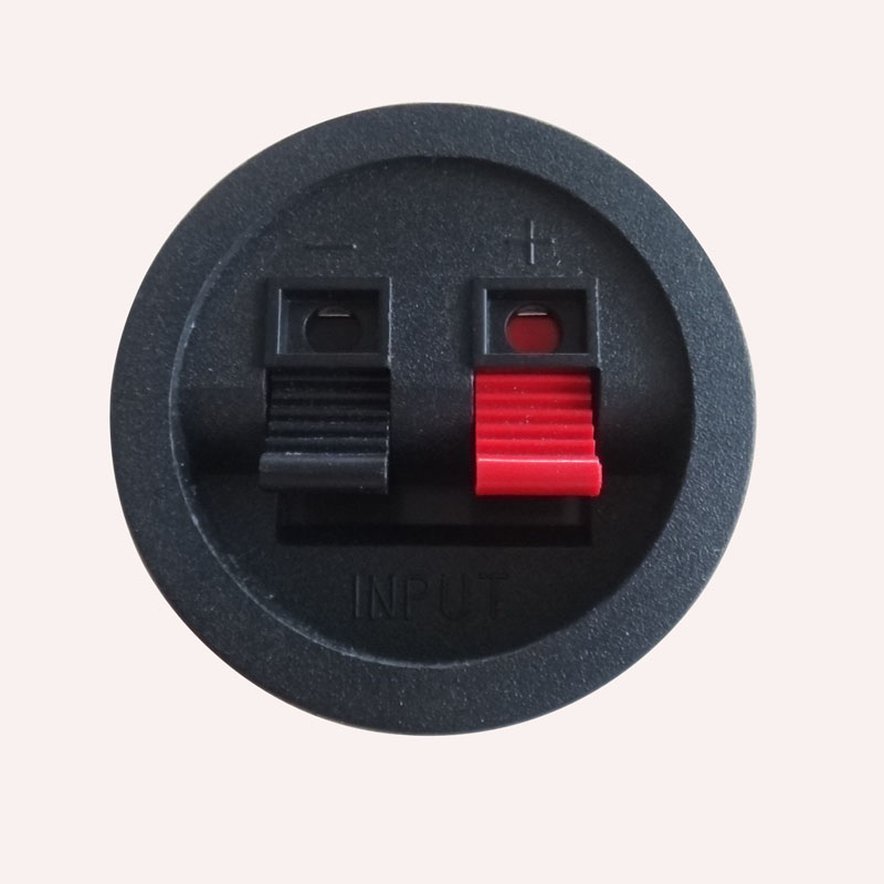 WP2-9 Push Terminal Board Connector,speaker push connector,loudspeaker terminal,speaker accessories