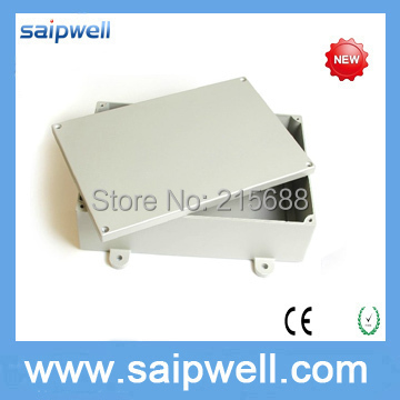 цена на Saipwell New Aluminum metal waterproof box of the electrical box 340 * 235 * 135 mm type SP-AG-FA71