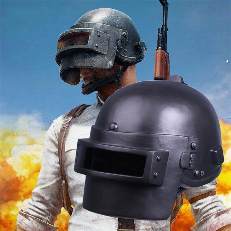 Playerunknown's Battlegrounds Cosplay Helmet Level 3 Safety Helmets Head Protection Mask Halloween Cosplay Party PUBG Helmet