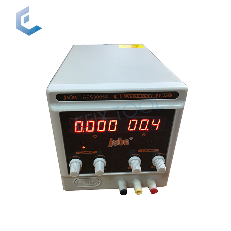 220V 30V Mobile Phone Repair Test Regulated Power Supply Digital LED Display DC Power Supply jabe3005si yihua 3010d 30v 10a adjustable regulated dc power supply for computer mobile phone repair test