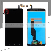 High Quality 1pcs HH For Xiaomi Redmi Note 4X Lcd Screen Replacement For Redmi Note 4X