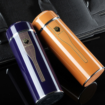 High quality Insulated Thermos CupThermo Mug Vacuum Cup 304 Stainless Steel  350ML Thermal Bottle Thermoses vacuum flask Cups