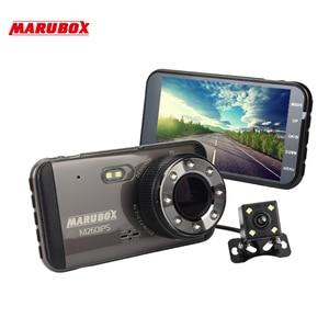 "Image 1 - Marubox M260IPS Car DVR Camera Dash Cam 1080P 4.0"" Video Recorder Registrator G Sensor Night Vision Car Camcorder DVR"