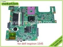 DR1 UMA MB 08212-3 48.4AQ01.031 For dell inspiron 1545 laptop motherboard Intel GM45 DDR2 CN-0G849F G849F