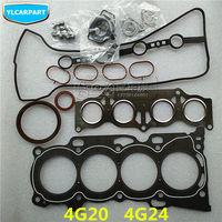 For Geely Emgrand 8 EC8 Emgrand8 E8 EC825,Car engine repair gasket set