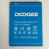DOOGEE Y100 플러스 배터리에 대 한 원래 3000mAh 3.8V 배터리 휴대용 교체 충전식 휴대 전화 백업 리튬 이온 배터리