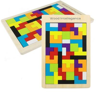 Tetris worlds მოცურების თავსატეხი - ფაზლები - ფოტო 2