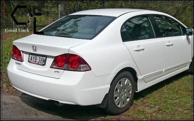 Para Honda City 2002 ~ 2008/Para Honda Civic 2001 ~ 2014 Faixas  Inteligentes Câmera Chip CCD HD Inteligente Dinâmica De Câmera De Visão  Traseira Em Câmera ...