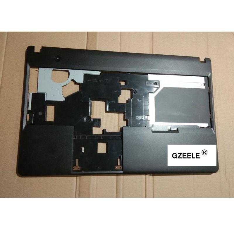GZEELE New for Lenovo for Thinkpad Edge E530 E535 E530C Palmrest Keyboard Bezel Cover PN: 04Y1210 AP0NV000100 Upper Case us new keyboard for lenovo for thinkpad for edge e530 e530c e535 e545 04y0301 0c01700 v132020as3 laptop keyboard