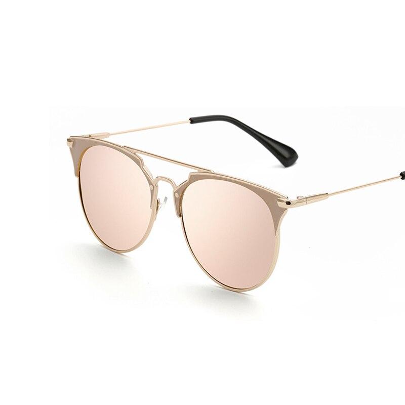Retro Round Cat Eye Sunglasses s