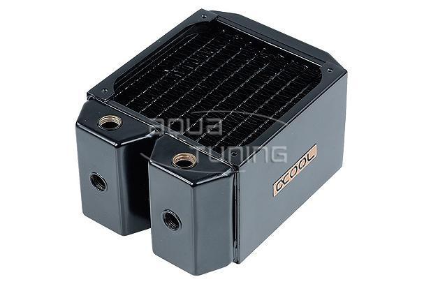 Cold row full copper radiator Alphacool NexXxoS Monsta Full Copper 120mm monsta x chiba