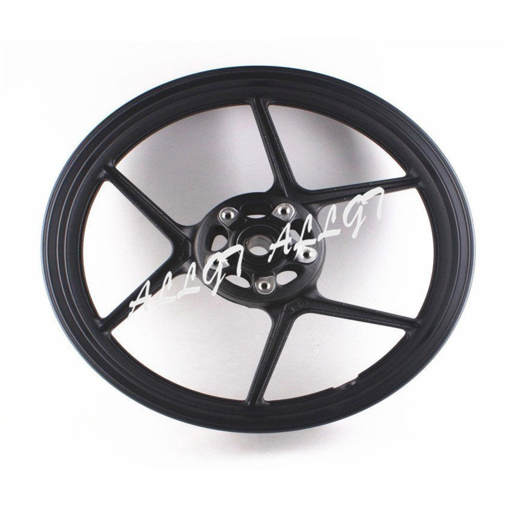 Motorcycle Front Wheel Rim for Kawasaki Ninja ZX6R 2005 2006 2007 2008 2009 2010 2011 2012 & ZX10R 06 07 08 09 Replacement Part