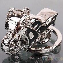 Модная мужская крутая мотоциклетная Подвеска Сплав брелок подарок