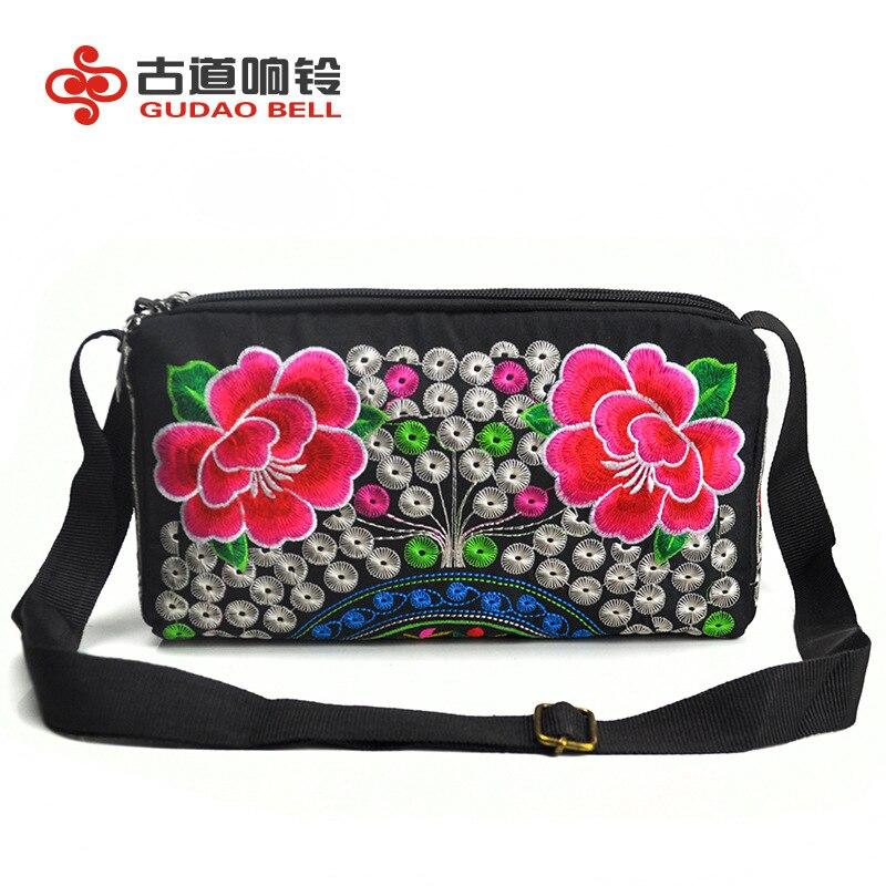 Специальные Вышивка женщина Сумки сумка большая HREE zippercloth bag купить за 3 Простыни оптовая продажа Поддержка Прямая доставка