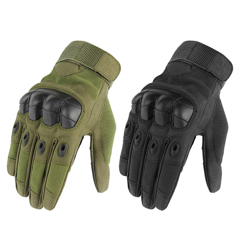 Touch Screen Tactical Gloves Military Armed Army Shooting Airsoft Combat Anti-Skid Rubber Knuckle Full Finger Gloves New