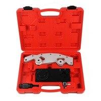 Mr Cartool 5Pcs Engine Timing Tool for BMW M52 X5 M54 Special 3.0 Engines Calibration Repair Kit