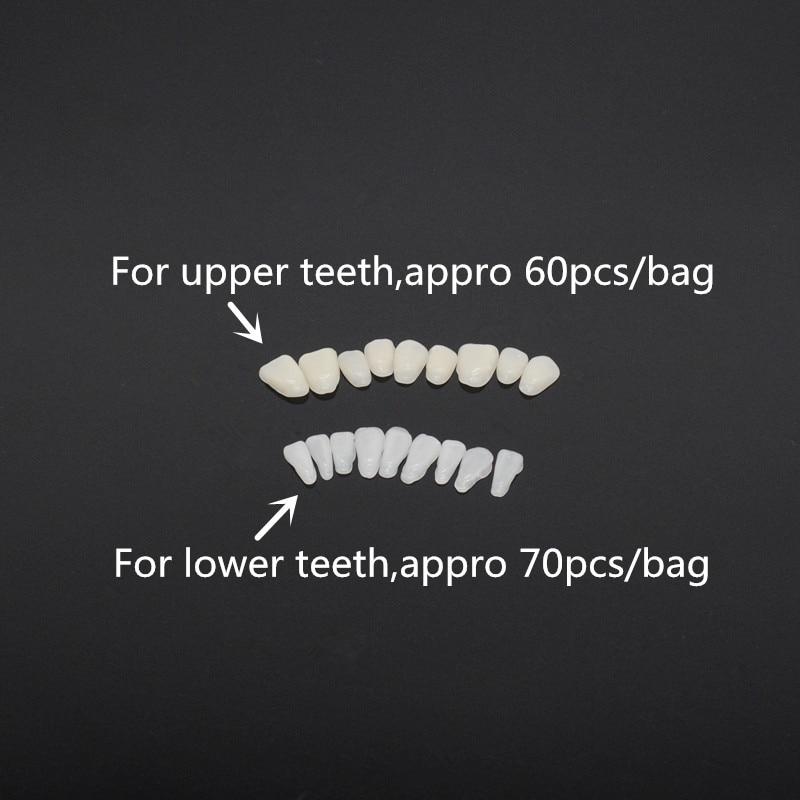 Dentist Lab Item Material Ultra-Thin Resin Teeth Veneers Anterior Temporary Crown