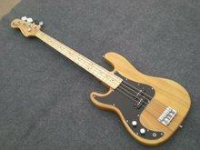 New arrival nature electric bass guitar China guitar factory FB023