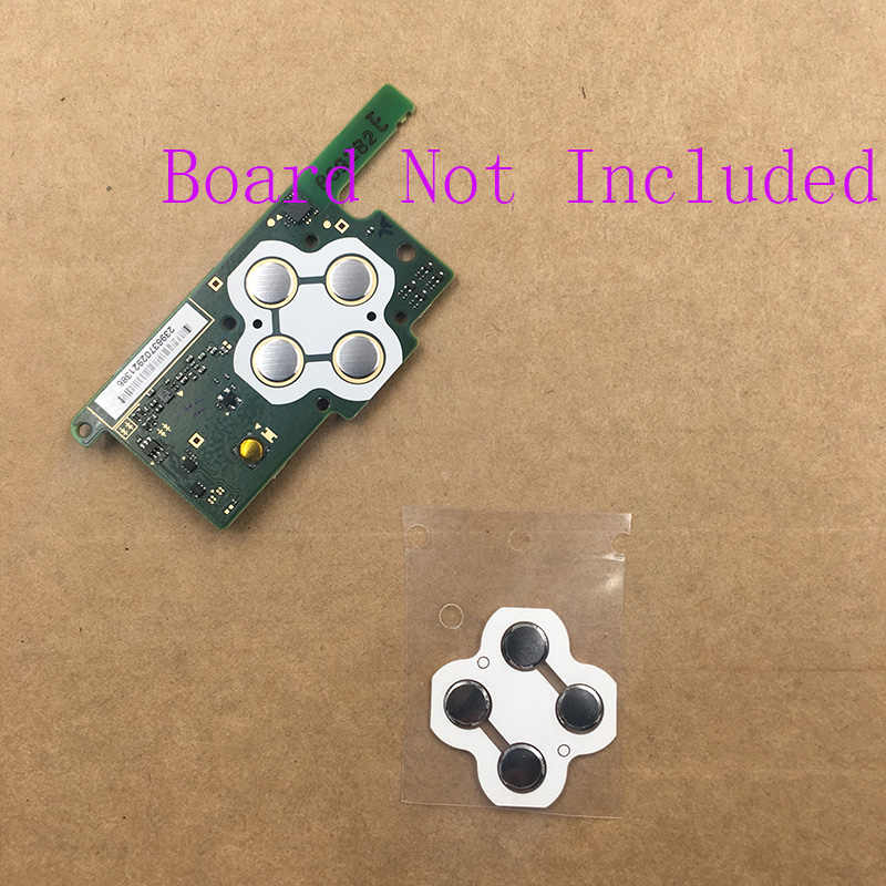 交換導電性膜キーパッドスイッチ喜び詐欺左右 R L ABXY 電子パッドボタン
