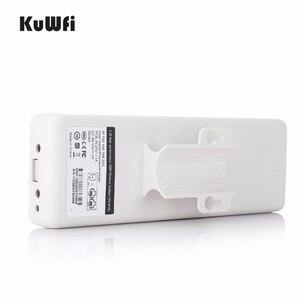 Image 3 - KuWfi 2 KM 150 mb/s Router bezprzewodowy na świeżym powietrzu wodoodporny bezprzewodowy Router CPE 1000 mW WIFI most i Repeater wsparcie monitora kamera IP