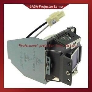 Image 4 - Miễn phí vận chuyển Chất Lượng Cao RLC 055 Replacemen Bóng Đèn Máy Chiếu với Nhà Ở cho VIEWSONIC PJD5122 PJD5152 PJD5352 Máy Chiếu
