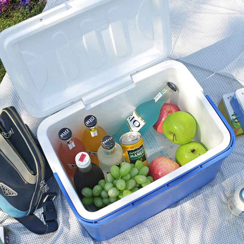 Car Refrigerator 13l Thermal Warm Cold Box Home Mini Refrigerator Outdoor Supplies Major Appliances Refrigerators Appliances