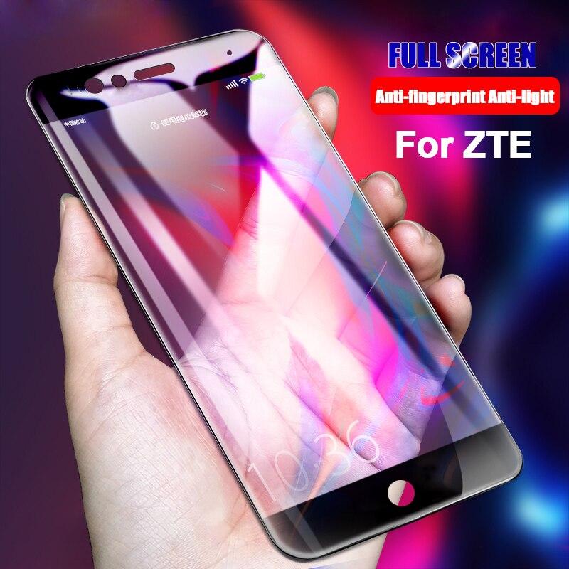 Protective Glass For Zte Nubia Z17 Mini Lite Glass Full Cover For ZTE Z18 Z11 Z17 Mini S V18 Axon 7 N3 Tempered Glass On Z 17 18