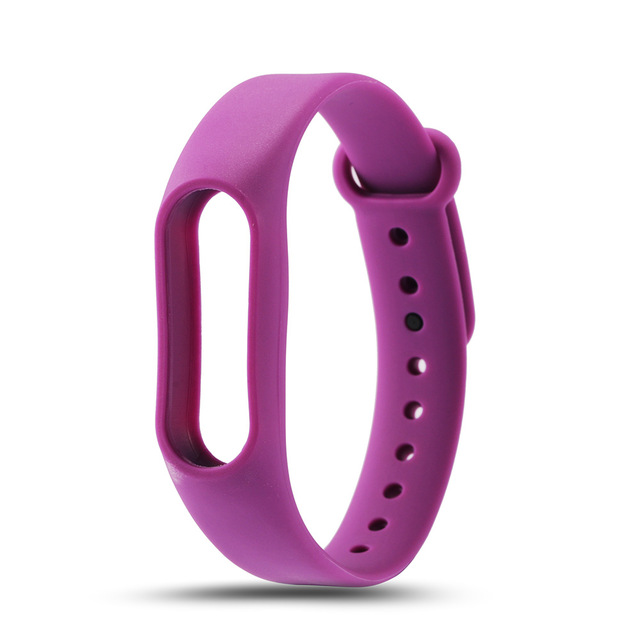 For Xiaomi Mi Band 2 Bracelet Strap Miband 2 Colorful Strap Wristband Replacement Smart Band Accessories For Mi Band 2 Silicone 22