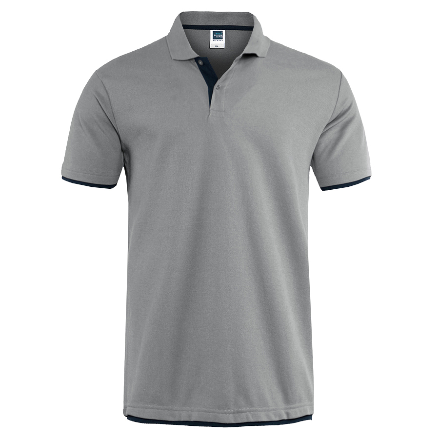 Mens Polo Shirt Brands Clothing 2018 Summer Cotton Polo Shirts Short Sleeve Men Big Size Polos Shirt Jersey