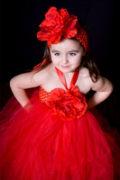 Customized Baby Toddler Girl Stretch Crochet Tube Top Saia Tutu Tulle Skirt Pettiskirt And Headband Set