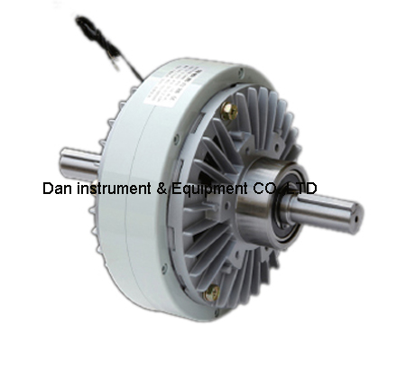 Magnetic Powder Clutch 25n.m flange Input/hollow Shaft Output/hollow Shaft Install/rotational Shell