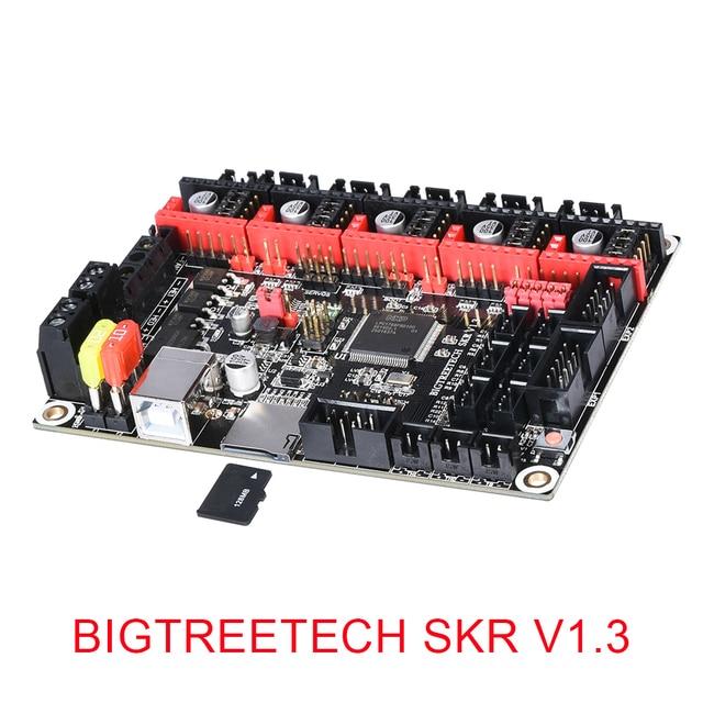 BIGTREETECH SKR V1.3 3D Bộ Điều Khiển Máy In Bảng CÁNH TAY 32 Bit Mainboard TMC2208 Tương Thích Smoothieboard Marlin 3D máy in phần