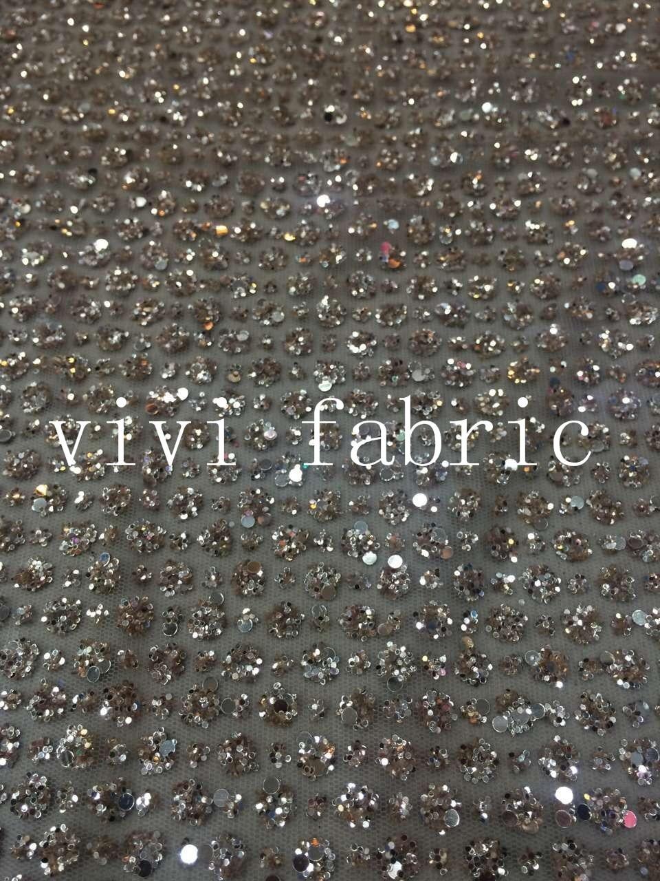 impressão glitter faísca africano índia tule de