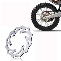 evomosa Rear motorcycle Brake Disc Rotor For KTM Duke II 640 1999 2006 DUKE 620 1995 1988 EGS 400 1996 1999 EXC SMR SX SXC XC