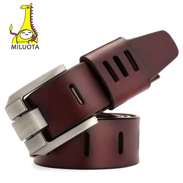 High Quality Genuine Leather Belt For Men