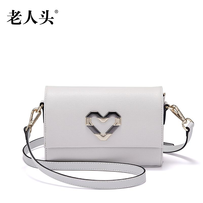 Famous brand top quality dermis women bag  2016 new exquisite cordate metal messenger bag Fashion handbags Small square package shengdilu brand small square package new 2017 women 100