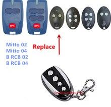 BFT Mitto 2 4, RCB02 RCB04 compatible garage door remote control top quality