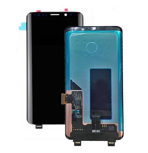 "STARDE Замена ЖК-дисплей для samsung Galaxy S9 + S9 плюс G9650 ЖК-дисплей Дисплей Сенсорный экран планшета сборки рамы 6,2"""