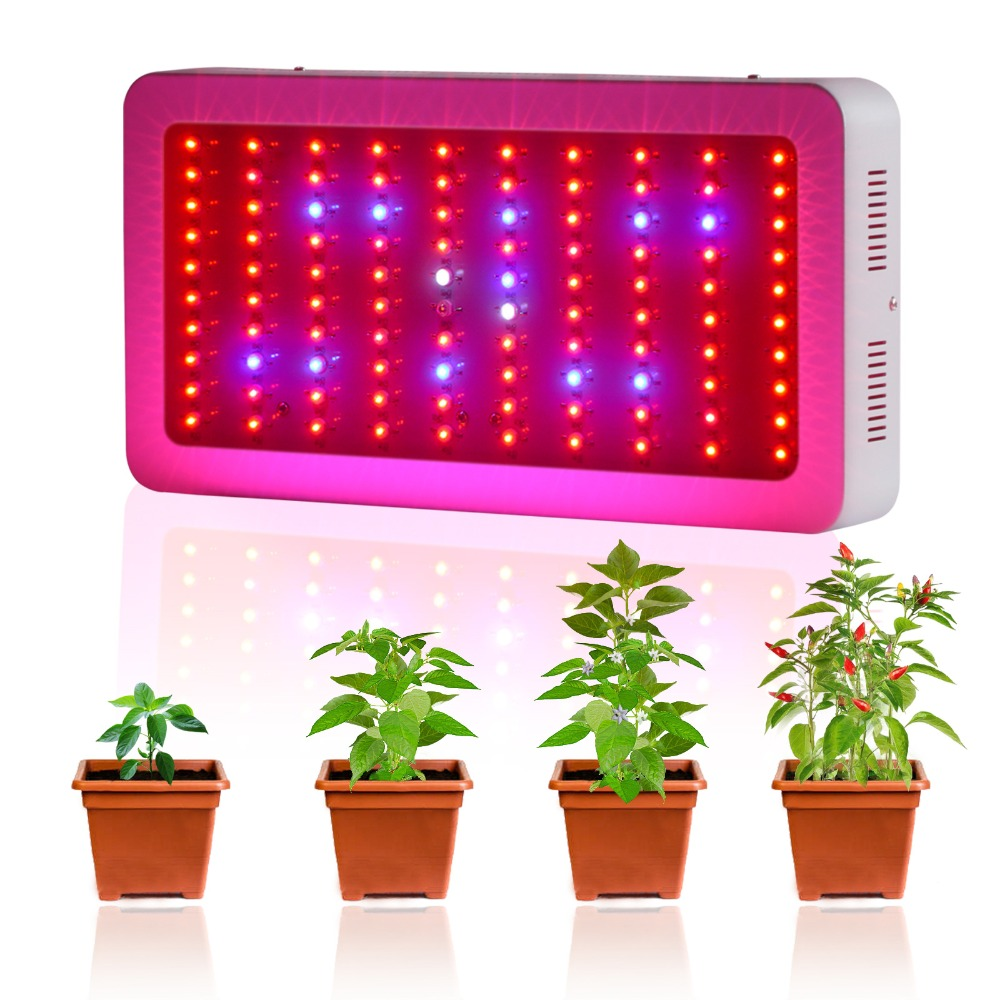 populargrow Dimmable 300w Led Grow Light 9 Bands Full Spectrum lamp Best for All Grow Stages of Indoor Plants Stocks in DE/US