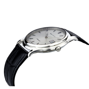 Image 5 - Seagull Ultra Thin 9mm Thick Classic 3 Hands Self winding ST1812 Movement Auto Date Automatic Mens Dress Watch 819.332
