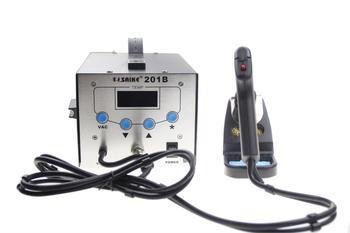 SAIKE 201B High Frequency Electric Sn Absorbing Welding Platform Automatic Sn Absorber Sn Absorbing Gun Tin Removal Tool цена 2017