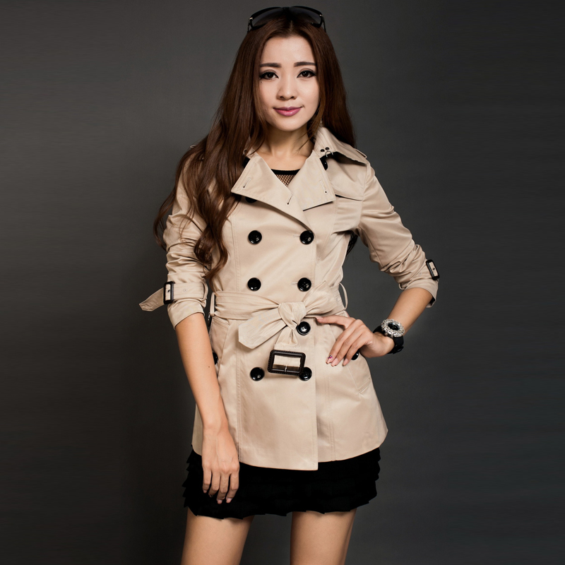 Online Get Cheap Trench Coats for Petite Women -Aliexpress.com ...