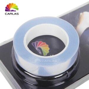 Image 4 - O envio gratuito de 1.5 cm x 5 m pele rinoceronte carro pára choques capa película proteção tinta vinil transparente transparente