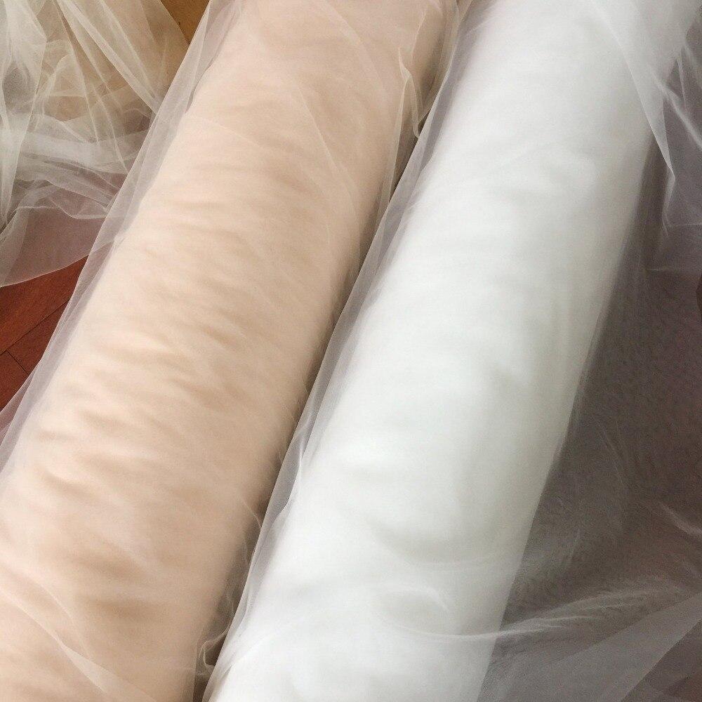 nupcial renda tule em fora branco champagen