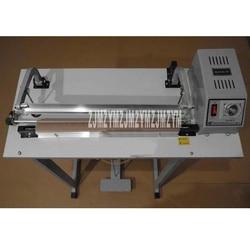 SF-B1000 through the foot sealing machine plastic bag aluminum foil bag copper transformer sealing machine sealing length 1000mm