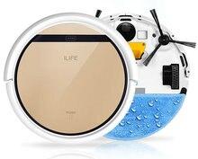 Робот Пылесос ILIFE V5S (с дополнительной запасных пакет) пол Подметальная Машина робот пылесос Влажной и Сухой Чистой